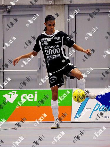 Abdellah Idlaasri, Futsal Antwerpen