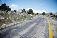 The route<br /> <br /> Tour of Turkey 2014<br /> stage 3
