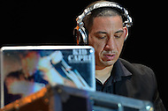 September 10, 2011 (Washington, DC)   DJ Kid Capri spinned at the 26th Annual Dorothy I. Height Black Family Reunion Celebration on the National Mall in Washington, DC  (Photo by Don Baxter/Media Images International)
