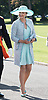 11.08.2017; Camberley, England: CROWN PRINCESS STEPHANIE OF LUXEMBOURG<br />