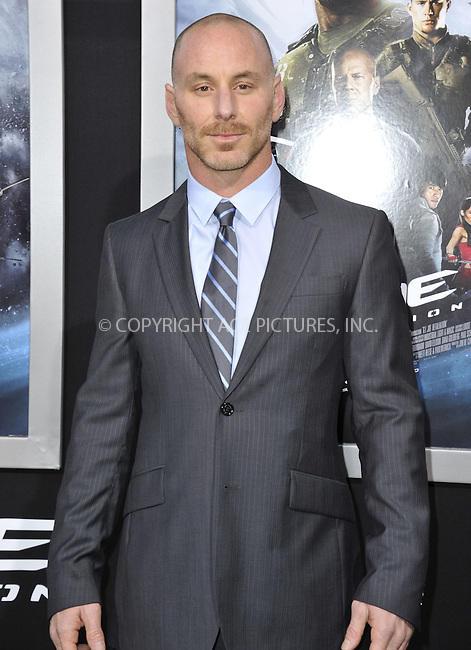 WWW.ACEPIXS.COM....March 28 2013, LA....Matt Gerald arriving at the 'G.I. Joe: Retaliation' Los Angeles premiere at the TCL Chinese Theatre on March 28, 2013 in Hollywood, California.......By Line: Peter West/ACE Pictures......ACE Pictures, Inc...tel: 646 769 0430..Email: info@acepixs.com..www.acepixs.com