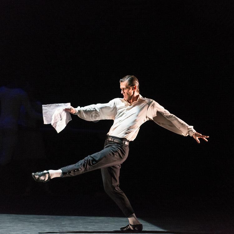 "English National Ballet. ""Jeux"". World Premiere."
