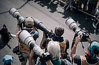 finish line photographers<br /> <br /> 104th Tour de France 2017<br /> Stage 7 - Troyes &rsaquo; Nuits-Saint-Georges (214km)