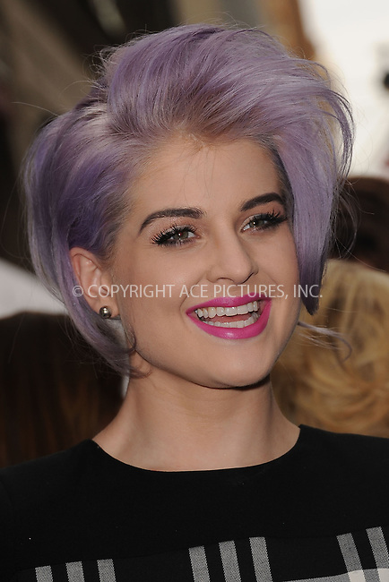 WWW.ACEPIXS.COM . . . . . .April 30, 2012...New York City....Kelly Osbourne arriving to attend the E! 2012 Upfront at Gotham Hall on April 30, 2012  in New York City ....Please byline: KRISTIN CALLAHAN - ACEPIXS.COM.. . . . . . ..Ace Pictures, Inc: ..tel: (212) 243 8787 or (646) 769 0430..e-mail: info@acepixs.com..web: http://www.acepixs.com .