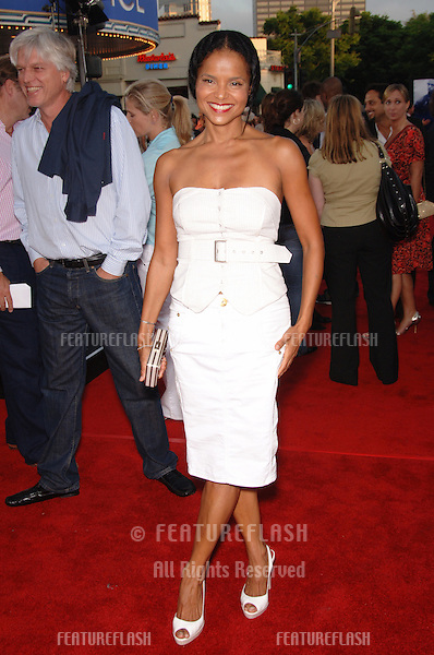 "Actress VICTORIA ROWELL at the world premiere, in Los Angeles, of ""Miami Vice."".July 20, 2006  Los Angeles, CA.© 2006 Paul Smith / Featureflash"