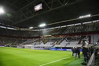 Choreovorbereitung in der Esprit Arena - 23.03.2018: Deutschland vs. Spanien, Esprit Arena Düsseldorf