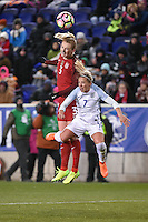 USWNT vs England, March 4, 2017