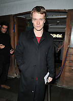 Alfie Allen at the &quot;True West&quot; theatre press night, Vaudeville Theatre, The Strand, London, England, UK, on Tuesday 04 December 2018.<br /> CAP/CAN<br /> &copy;CAN/Capital Pictures