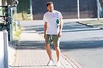 24.06.2020, wohninvest Weserstadion Trainingsplatz, Bremen, GER, 1. FBL, Training SV Werder Bremen, <br /> <br /> im Bild<br /> Philipp Bargfrede (Werder Bremen #44)<br /> <br /> Foto © nordphoto / Paetzel