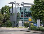 BBC broadcasting studios building, Cambridge Business Park, Cambridge, England