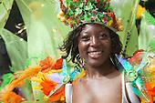 Notting Hill Carnival 2009 - Paraiso School of Samba