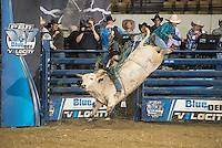 PBR - Hampton, VA - 3.7.2015 - Bulls & Action