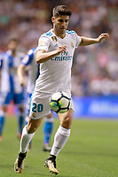 Real Madrid's Marco Asensio during La Liga match. August 20,2017. (ALTERPHOTOS/Acero)<br /> Deportivo La Coruna - Real Madrid <br /> Liga Campionato Spagna 2017/2018<br /> Foto Alterphotos / Insidefoto <br /> ITALY ONLY