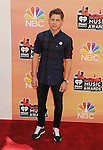 LOS ANGELES, CA- MAY 01: TV Personality Jef Holms attends the 2014 iHeartRadio Music Awards held at The Shrine Auditorium on May 1, 2014 in Los Angeles, California.