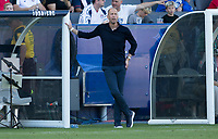 CARSON, CA - FEBRUARY 1: Gregg Berhalter head coach of USMNT during a game between Costa Rica and USMNT at Dignity Health Sports Park on February 1, 2020 in Carson, California.