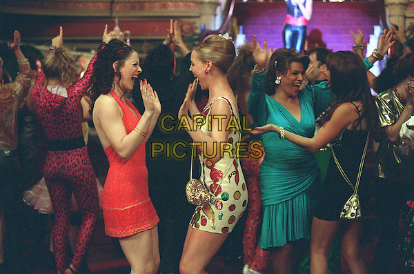 ALEX BRECKINRIDGE, KATHERINE HEIGL, ALEXANDRA BILLINGS & KELLY BROOK.in Romy and Michele: In the Beginning.*Editorial Use Only*.www.capitalpictures.com.sales@capitalpictures.com.Supplied by Capital Pictures.