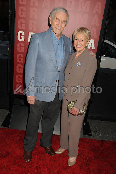 "10 June 2015 - Los Angeles, California - Peter Mark Richman. LA Film Festival 2015 Opening Night Premiere of ""Grandma"" held at Regal Cinemas LA Live. Photo Credit: Byron Purvis/AdMedia"