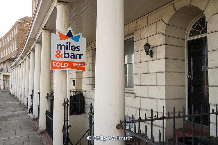 Flats for sale in Ramsgate, one of the five most deprived seaside towns in the UK.