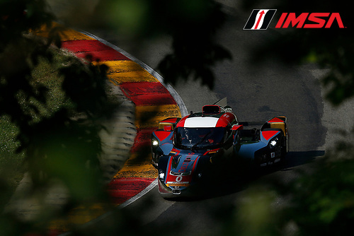 8-10 August 2014, Elkhart Lake, Wisconsin USA<br />  0, Elan, DeltaWing DWC13, P, Andy Meyrick, Katherine Legge<br /> &copy;2014, Michael L. Levitt<br /> LAT Photo USA for IMSA