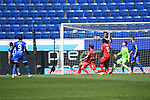 20.06.2020, xmeix, 1.Fussball Bundesliga, TSG 1899 Hoffenheim - 1.FC UNion Berlin, empor. v.l.n.r, <br /> das 2:0 für Hoffenheim durch Andrej Kramaric (TSG 1899 Hoffenheim)<br /> <br /> <br /> <br /> Foto: Sascha Meiser/APF/Pool/PIX-Sportfotos<br /> <br /> Nur für journalistische Zwecke!<br /> Only for editorial use!<br /> Nutzungsbedingungen: http://poolbilder.de/nutzungsvereinbarung.pdf