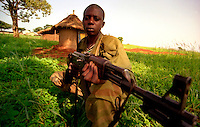 Uganda - Bambini soldato