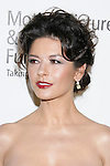 LOS ANGELES, CA. - November 08: Actress Catherine Zeta-Jones arrives at The 4th Annual A Fine Romance to Benefit The Motion Picture & Televison Fund at Sony Pictures Studios on November 8, 2008 in Culver City, California.
