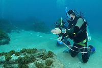 Surveying the Cornwallis Wreck