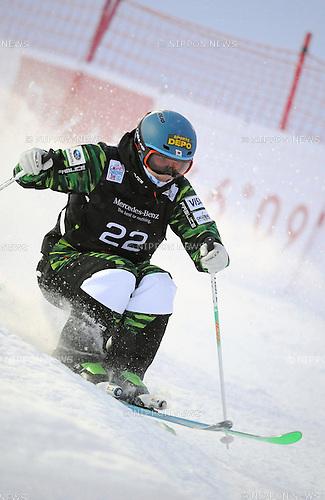 Miki Ito (JPN), DECEMBER 10, 2016 - Feestyle Skiing : FIS Freestyle Ski World Cup Women's Moguls in Ruka, Finland. (Photo by Hiroyuki Sato/AFLO)
