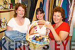 CARING: Announcing details of the opening of their new shop at the Kingdom Care office at Mounthawk on Tuesday were, l-r: Elizabeth Roche (Supervisor), Nina Mansfield and Christina Cregan (Shop Manager).   Copyright Kerry's Eye 2008