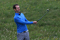 William Russell (Clandeboye) on the 15th during Round 2 of The East of Ireland Amateur Open Championship in Co. Louth Golf Club, Baltray on Sunday 2nd June 2019.<br /> <br /> Picture:  Thos Caffrey / www.golffile.ie<br /> <br /> All photos usage must carry mandatory copyright credit (© Golffile   Thos Caffrey)