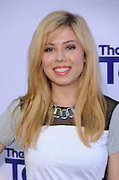 WESTWOOD, CA - JULY 23: Jennette McCurdy attends the premiere of CBS Films' 'The To Do List' at the Regency Bruin Theatre on July 23, 2013 in Westwood, California. (Photo by Celebrity Monitor)