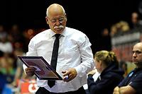 GRONINGEN - Basketbal, Donar - Vitautas, Champions League,  seizoen 2017-2018, 19-09-2017, Meindert van Veen