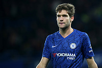 Marcos Alonso of Chelsea during Chelsea vs Liverpool, Emirates FA Cup Football at Stamford Bridge on 3rd March 2020