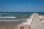 Adriatic Sea, Revenna, Italy