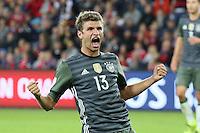 04.09.2016: Norwegen vs. Deutschland