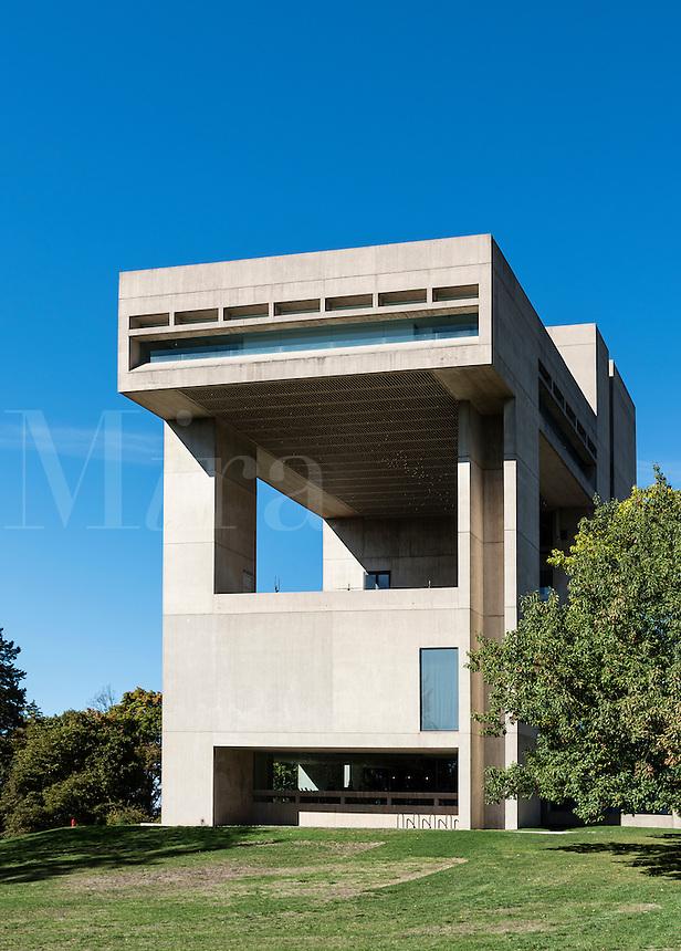 Johnson Museum of Art, Cornell University, Ithaca, New York, USA