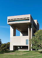 Johnson Museum of Art, Cornell University, Ithaca, New York, USA