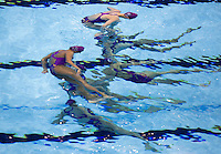 Synchronised Swimming - Selection
