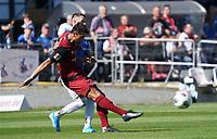 Patrick Erras (1. FC Nürnberg) - 15.09.2019: SV Darmstadt 98 vs. 1. FC Nürnberg, Stadion am Boellenfalltor, 6. Spieltag 2. Bundesliga<br /> DISCLAIMER: <br /> DFL regulations prohibit any use of photographs as image sequences and/or quasi-video.