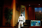 ASIMO, an acronym for Advanced Step in Innovative mobility,[1] is a humanoid robot designed and developed by Honda. Introduced on 21 October 2000, ASIMO was designed to be a multi-functional mobile assistant.[2]