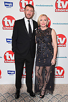 LONDON, UK. September 10, 2018: Ralph Ineson at the TV Choice Awards 2018 at the Dorchester Hotel, London.<br /> Picture: Steve Vas/Featureflash