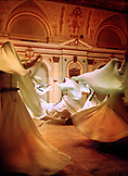 REPUBLIC OF GEORGIA, Whirling Dervishes performing, Tbilisi