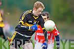 Colm Cooper Crokes Finbar Nash Moanleen Crokes v Moanleen in the Munster Club Championship Quarter Final in Killarney on Sunday.