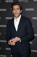 LOS ANGELES, CA - NOVEMBER 4: Jake Gyllenhaal at the 10th Hamilton Behind the Camera Awards hosted by Los Angeles Confidential at Exchange LA in Los Angeles, California on November 4, 2018. <br /> CAP/MPI/FS<br /> &copy;FS/MPI/Capital Pictures