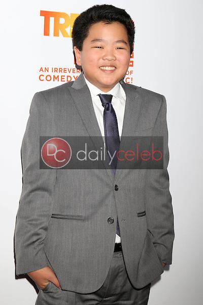 Hudson Yang<br /> at the TrevorLIVE Los Angeles 2016, Beverly Hilton Hotel, Beverly Hills, CA 12-04-16<br /> David Edwards/DailyCeleb.com 818-249-4998