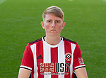 Reece York during the U23 2019/20 Photocall at Bramall Lane, Sheffield. Picture date: 17th September 2019. Picture credit should read: Simon Bellis/Sportimage