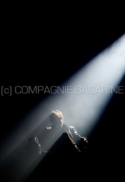 French singer Jacques Dutronc (Belgium, 22/07/2010)