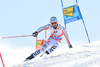 27th October 2019; Soelden, Austria; Mens FIS World Cup skiing, giant slalom;   DOPFER Fritz GER