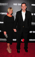 NEW YORK,NY November 015: Dina Waters, Mark Waters attend the 'Bad Santa 2' New York premiere at AMC Loews Lincoln Square 13 theater on November 15, 2016 in New York City...@John Palmer / Media Punch