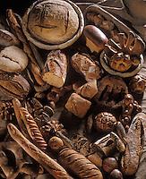 Gastronomie générale / Cuisine générale : Assortiment de pains